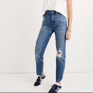 Madewell - The Perfect Summer Jean